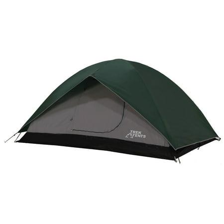 Trek Tents 217 Nylon Taffeta 3 Person Dome 80