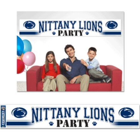 Penn State Nittany Lions Party Banner - Penn State Party Supplies