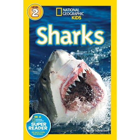 National Geographic Readers: Sharks! (Paperback) - Halloween History National Geographic