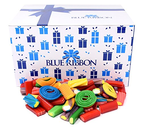Fini Sweets Kollisions Licorice Bites by Blue Ribbon (5 Lbs) by