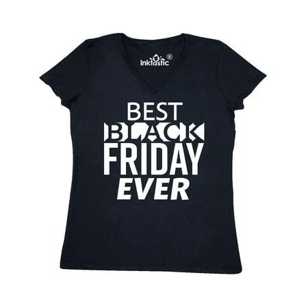 Best Black Friday ever Women's V-Neck T-Shirt