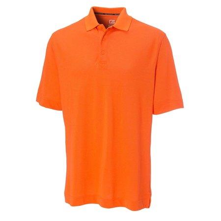 cutter & buck men's big and tall cb drytec championship polo, tennessee orange - 2xb Blue Drytec Championship Polo