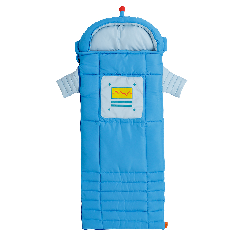 Ozark Trail Sparky The Robot Kids' Sleeping Bag