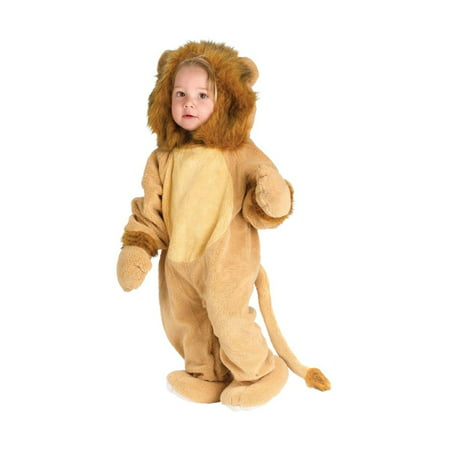 Infant Cuddly Lion Halloween Costume](Lion Halloween Costume Infant)