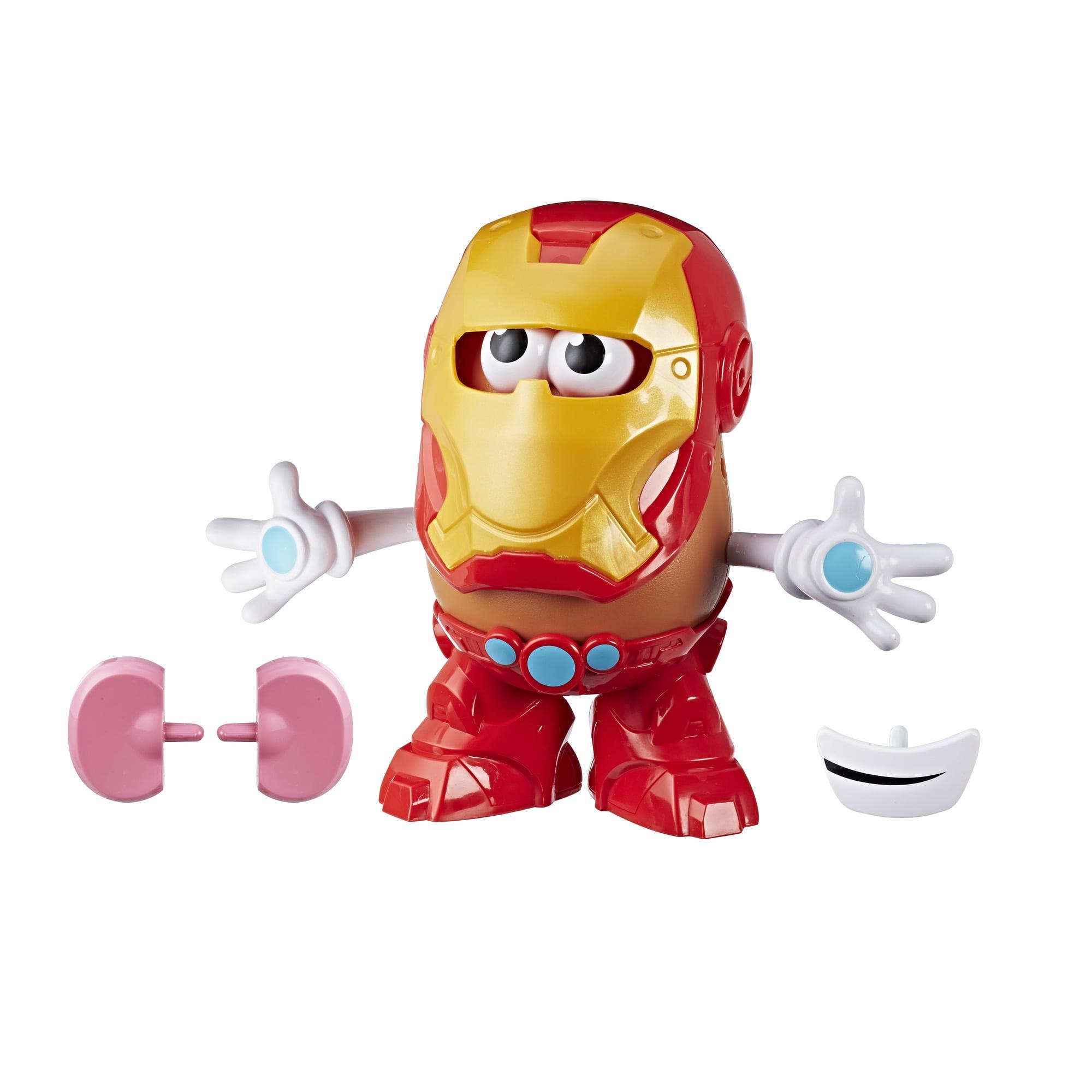 Mr. Potato Head Marvel Classic Iron Man