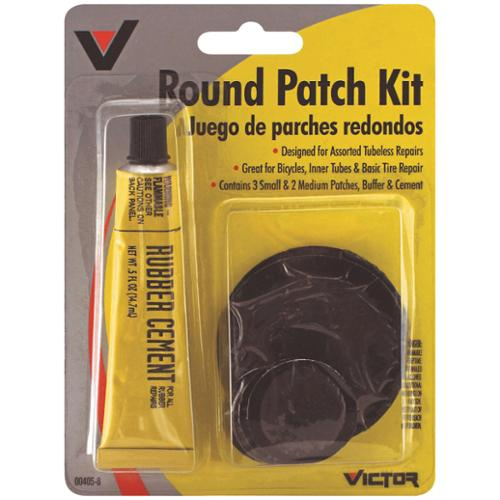 Victor 00405-8 Round Rubber Patch Kit - Walmart.com