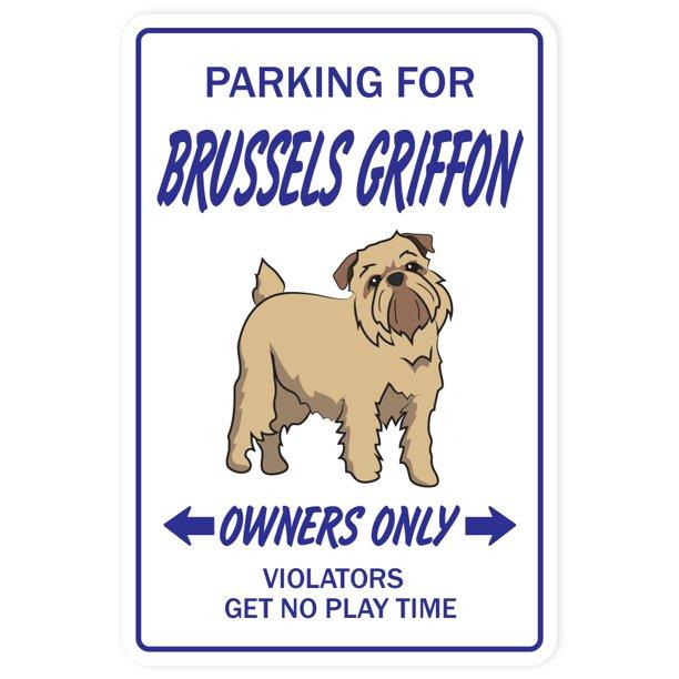 novelty sticker dog pet parking Decals