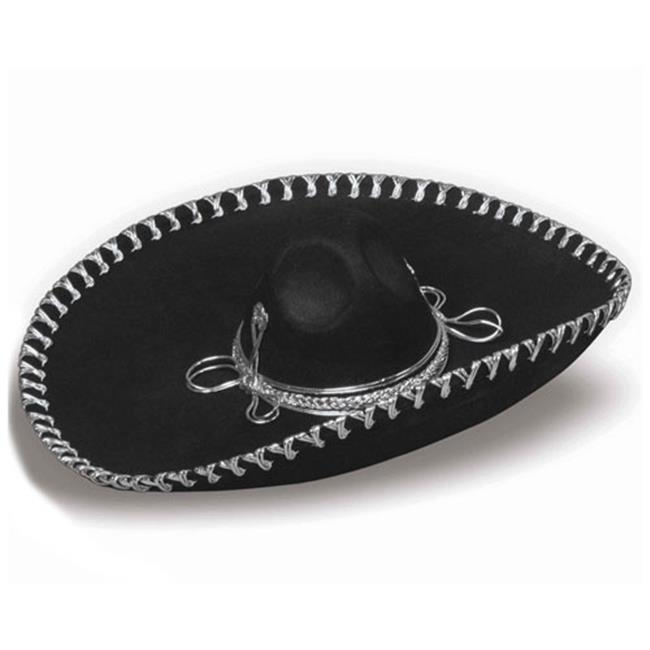 Dress Up America 925 Mexican Sombrero Hat