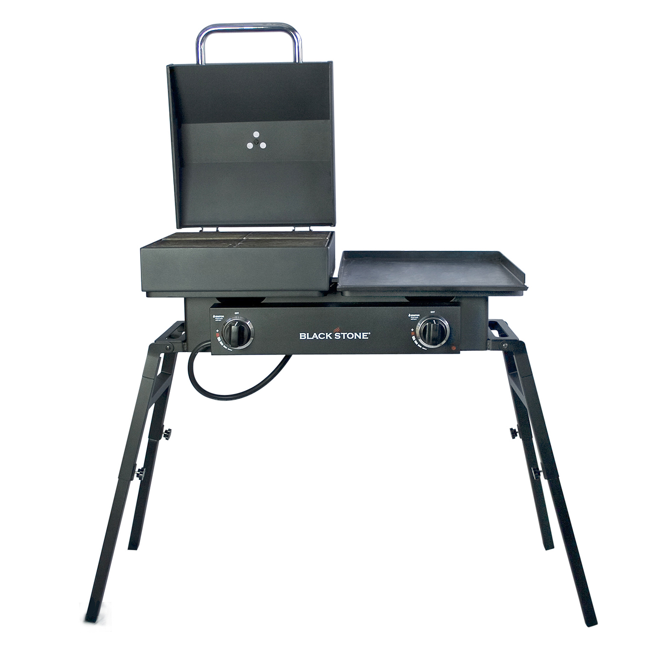 Blackstone Tailgater Combo Grill and Griddle