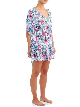 959de09c5c7 Product Image Women's Tropical Rainforest Cover-Up