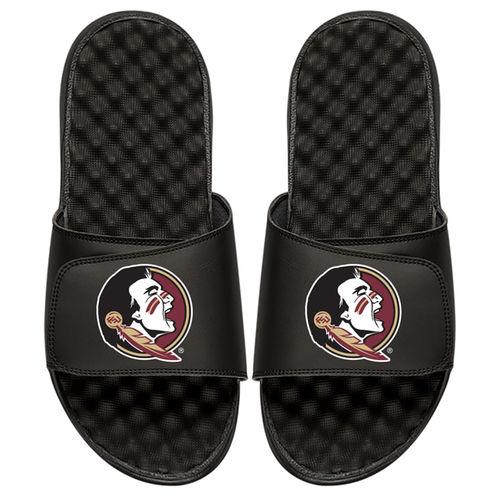 Men's ISlide Black Florida State Seminoles College Slide Sandals