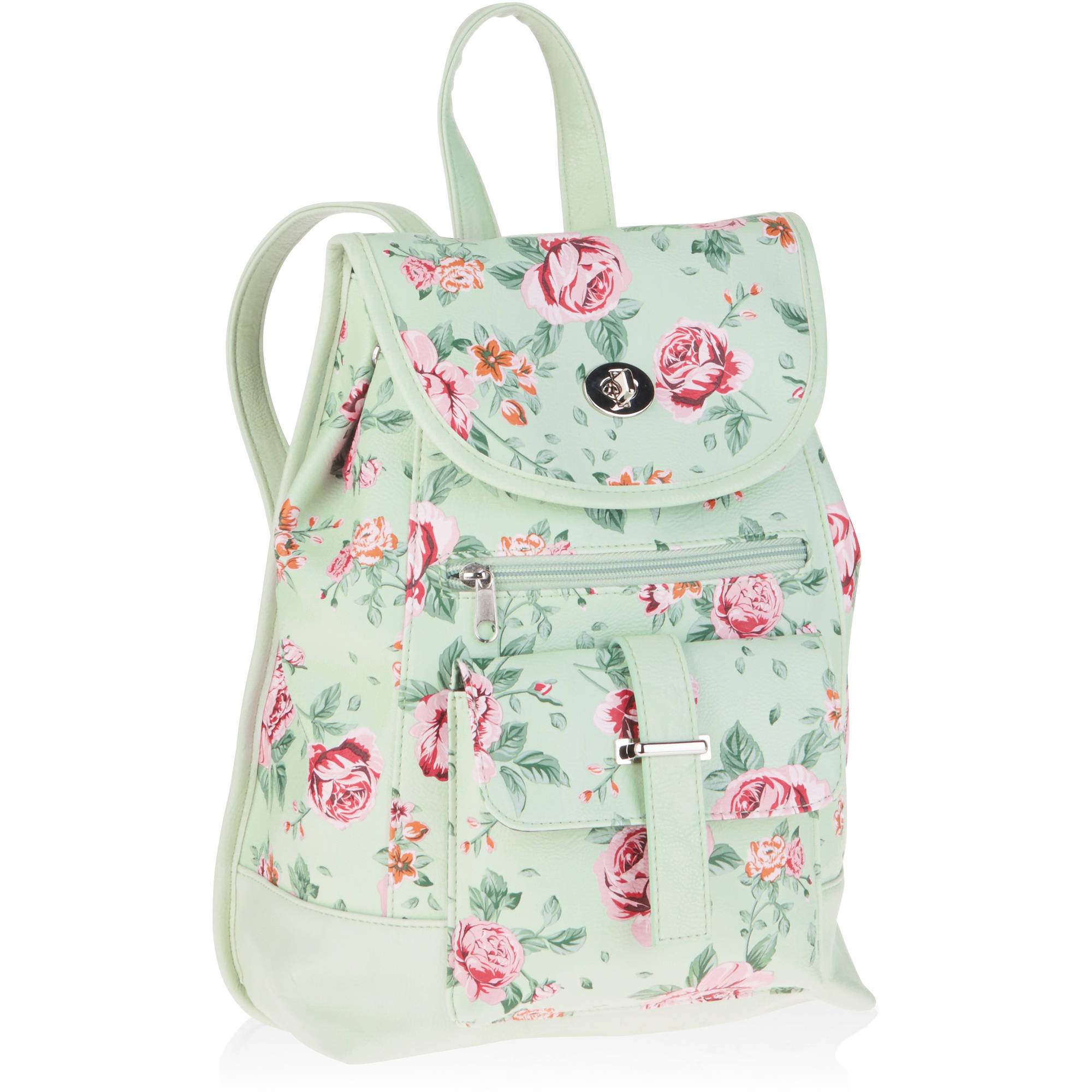 No Boundaries Women's Printed Backpack