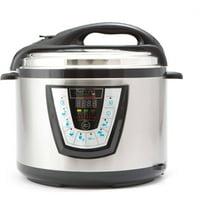 ec77fb55f Product Image Harvest Cookware Electric Original Pressure Pro 10-Quart Pressure  Cooker, Black