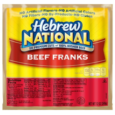 Boar S Head All Beef Hot Dogs