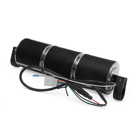 Black Waterproof blutooth Audio Radio Stereo Speaker MP3 Player for Motorcycle - image 1 of 4