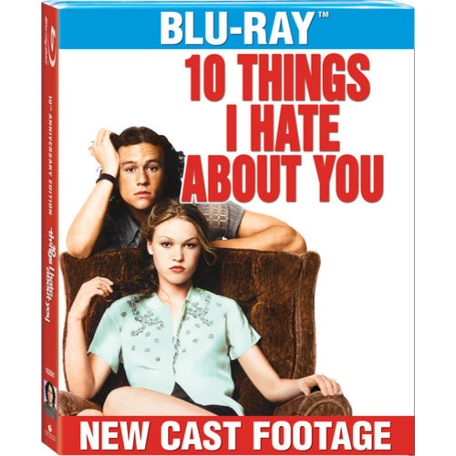 10 Things I Hate About You (10th Anniversary Edition) (Blu-ray) (Widescreen)