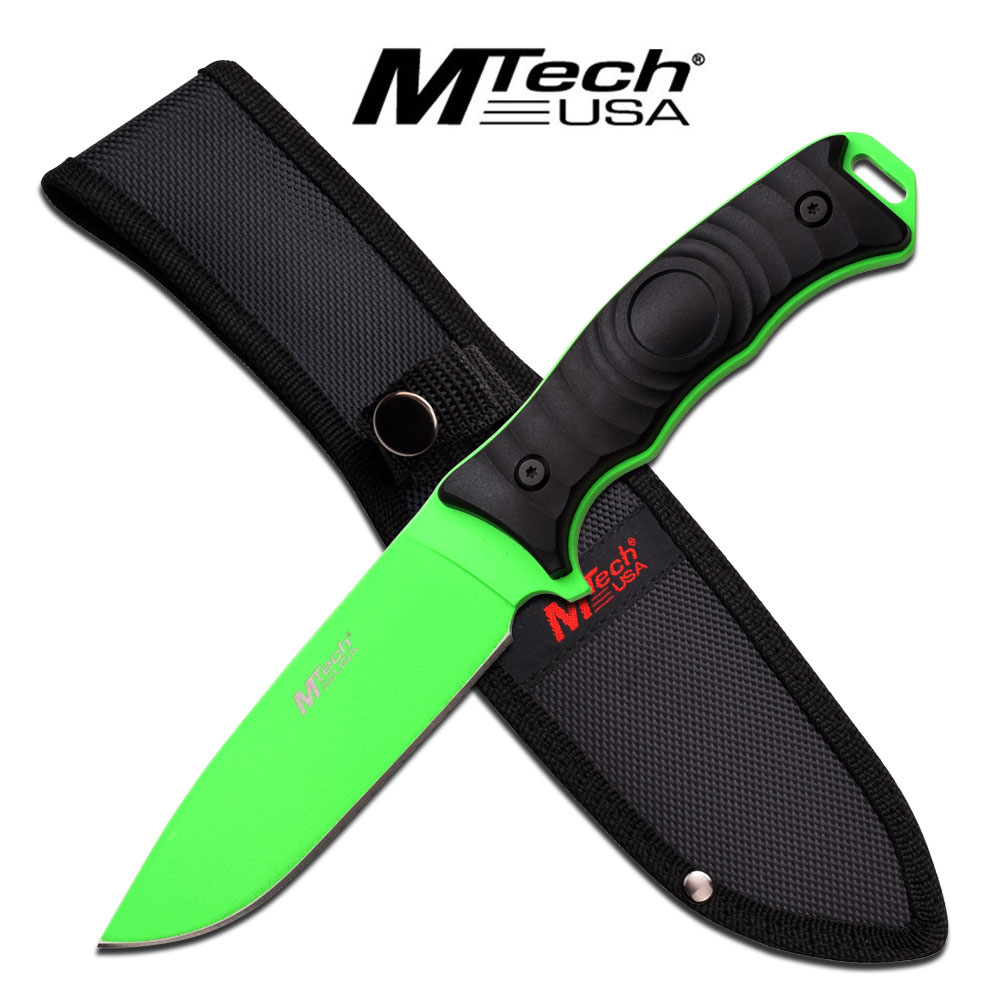 Fixed Blade Green