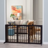 Deals on Boomer & George Grover Expandable Freestanding Pet Gate