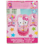 Hello Kitty Table Decorations, Party Supplies