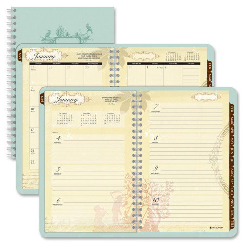 AT-A-GLANCE Poetica Weekly/Monthly Planner