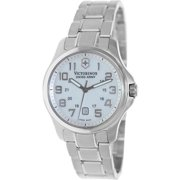 Swiss Army SD-241365 Victorinox Officers Ladies Watch - Mother Of Rearl Dial