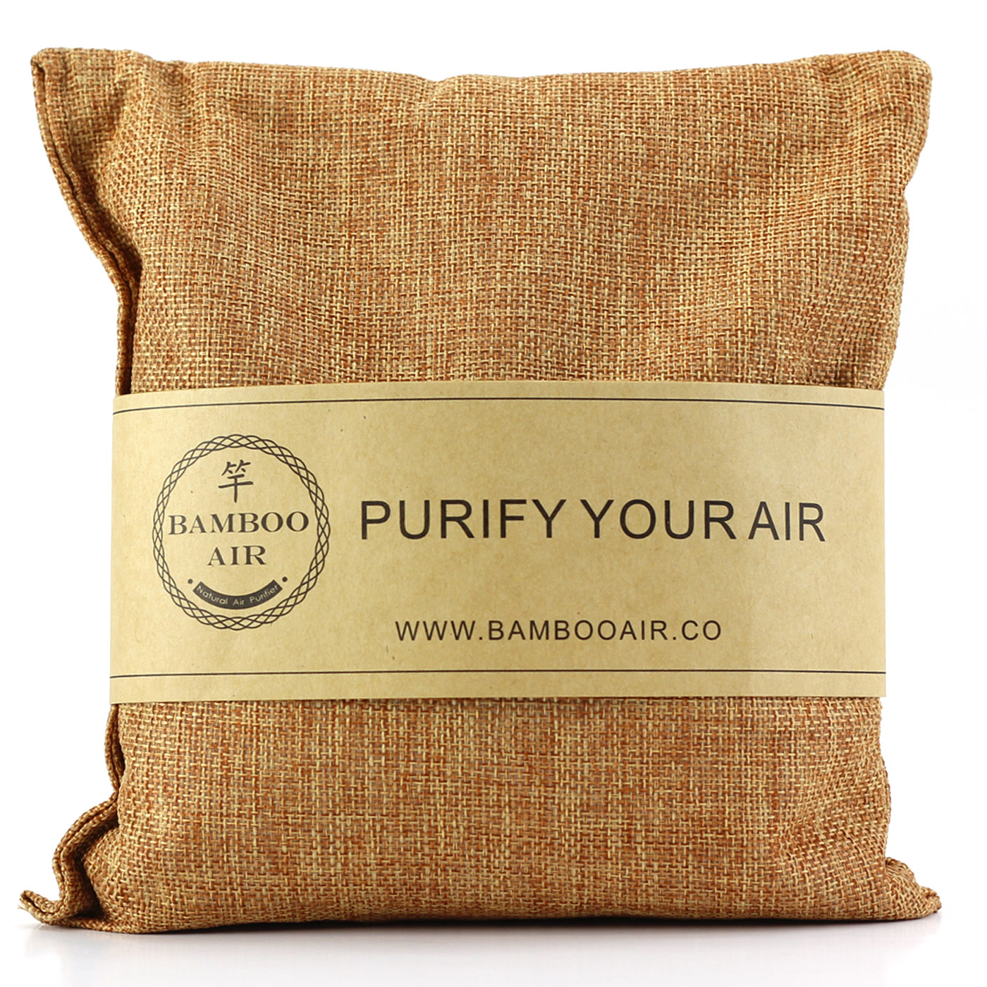 500g Bamboo Charcoal Air Purifier Bag  Natural Air Freshener Odor Absorber  Eliminator U0026 Deodorizer Removes