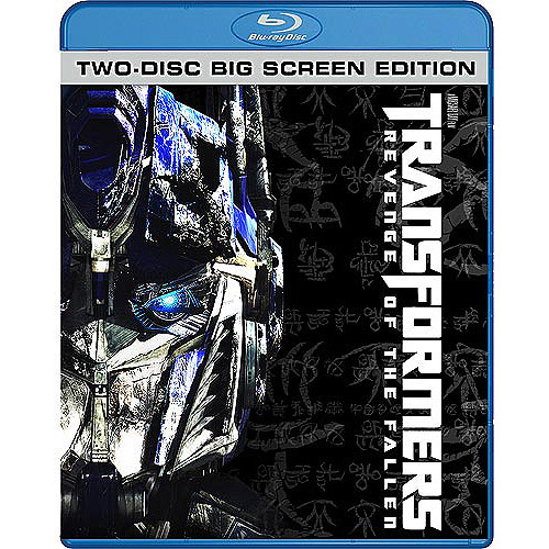 Transformers 2: Revenge Of The Fallen (Walmart Exclusive Big Screen Edition) (2-Disc Special Collector's Edition) (Blu-ray) (Widescreen)