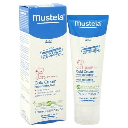Mustela Cold Cream Nutri-Protective, 1.3 Oz