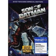 DC Universe: The Son Of Batman (2-Disc Special Edition) (Walmart Exclusive) (Widescreen, WALMART EXCLUSIVE) by