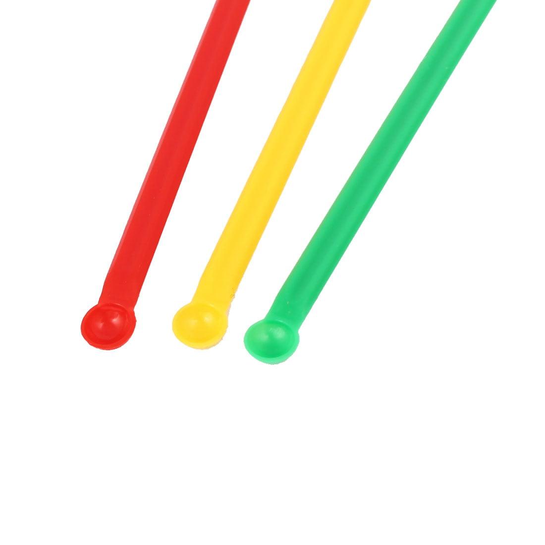 Laboratory Plastic Reagent Sampling Spoon  Spoon 3 in 10 Set - image 2 of 3