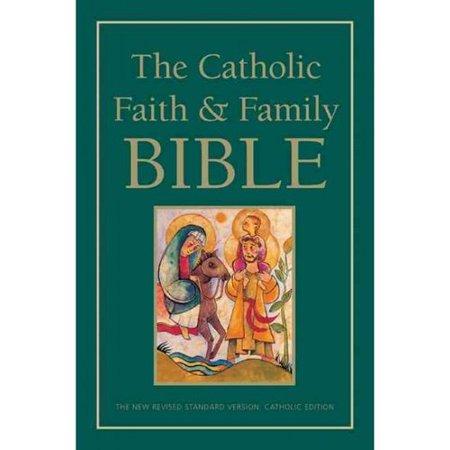The Catholic Faith & Family Bible: New Revised Standard Version, Catholic Edition