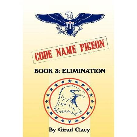 Code Name Pigeon - eBook (Name Bubbles Coupon Code)