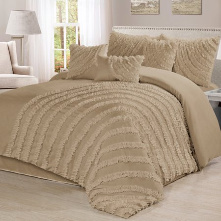 Homechoice International Group 7 Piece Comforter Set