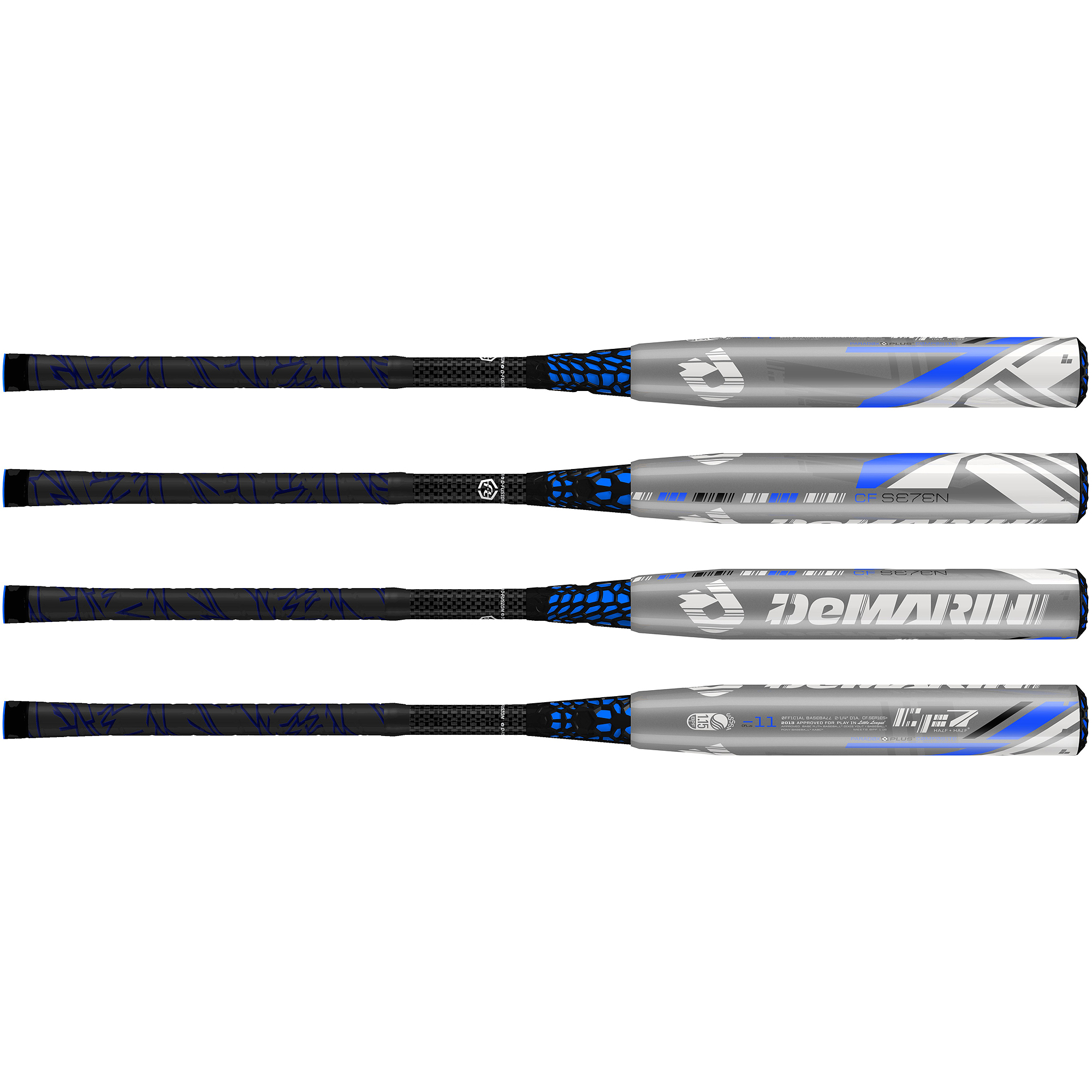 DeMarini CF7 Youth -11 Baseball Bat