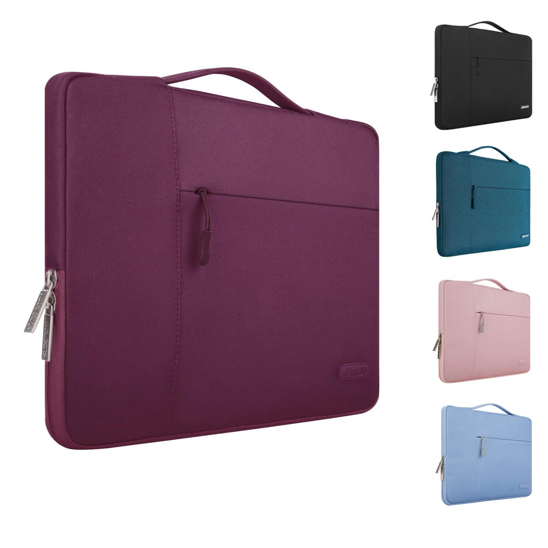 laptop case 15.6 Water resistant bag Neoprene foam lightweight padding 15 inch