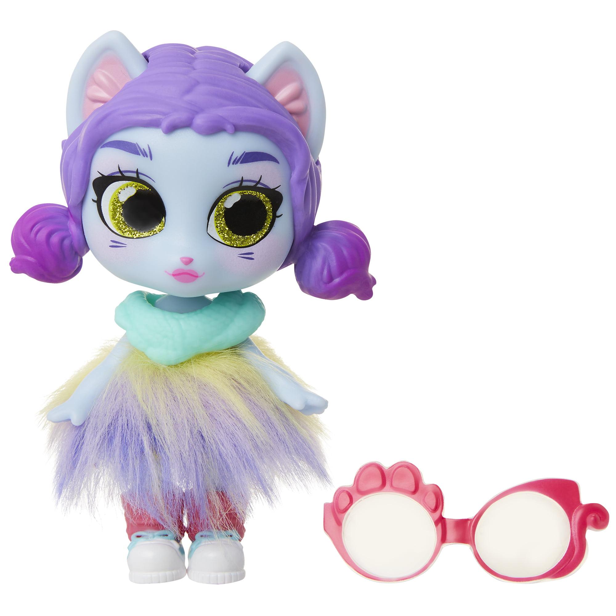 Kitten Catfe Purrista Girls Series 1 Mystery Doll Pack Brand New