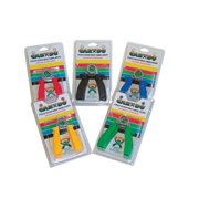Complete Medical 10010D Hand Exercise Grips - Blue Hard - Pair