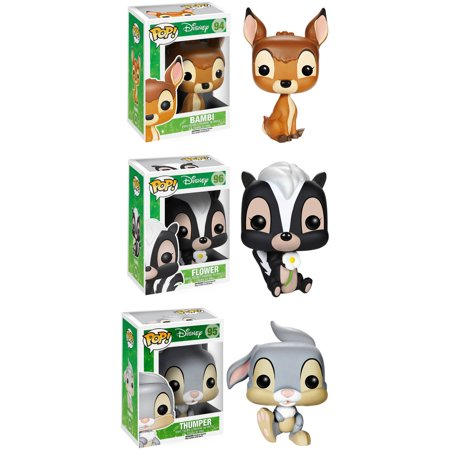 Funko Bambi Movie Pop! Disney Vinyl Coll - Walmart com