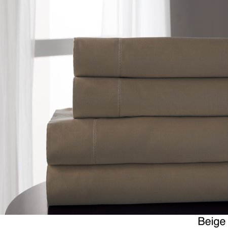 White Cot Bedding (Elite Home Products Tencel Blend 800 Thread Count Sheet)