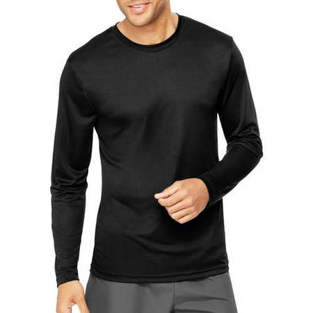 Wait Training T-shirt - Sport Mens Cool DRI Performance Long Sleeve Tshirt (50+ UPF)