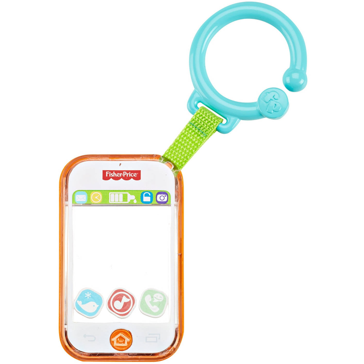 Fisher Price Musical Smart Phone by Fisher-Price