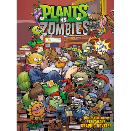 Plants vs. Zombies Boxed Set covid 19 (Plants Zombies Pattern coronavirus)