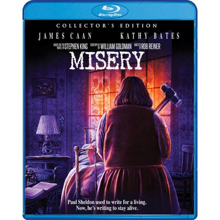 Misery  Collectors Edition   Blu Ray