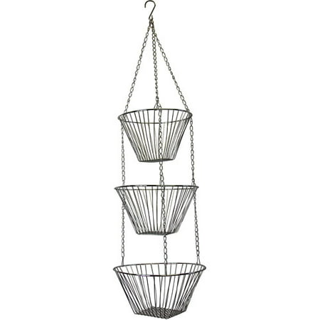 Fox Run 6312 Chrome Hanging Baskets ()