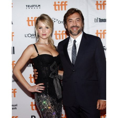 Jennifer Lawrence Javier Bardem At Arrivals For Mother Premiere At Toronto International Film Festival 2017 Visa Screening Room At The Princess Of Wales Theatre Toronto On September 10 2017 Photo By J](Halloween Night 2017 Toronto)