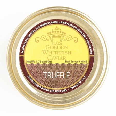 Pacific Truffle Golden Whitefish Caviar (1 Item Per Order, not per case) ()