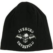 Avenged Sevenfold Men's Deathbat Beanie Black
