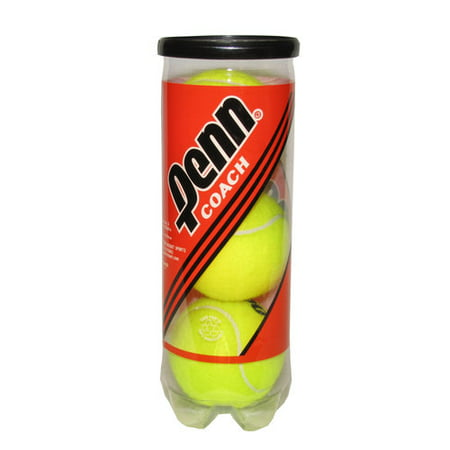 Penn Coach Tennis Ball Can (3 - Tutor Tennis Ball Machine