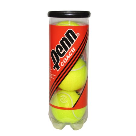 Penn Coach Tennis Ball Can (3 balls) ()