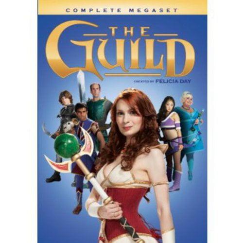 The Guild: Complete Megaset